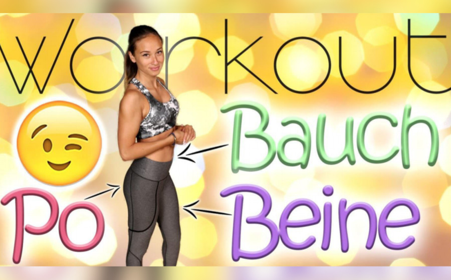 Bauch, Beine, Po Workout