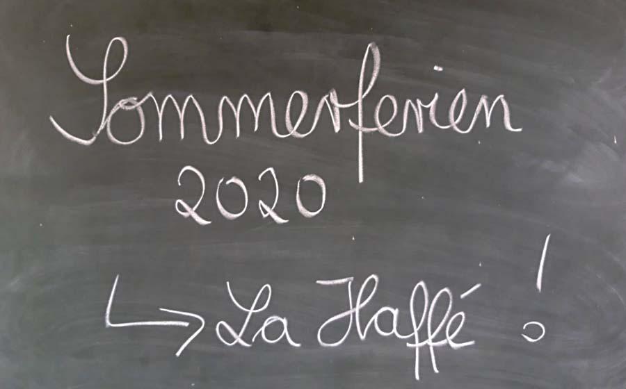 """Kinder- und Jugendfreizeit """"La Haffé on Tour 2020"""""""