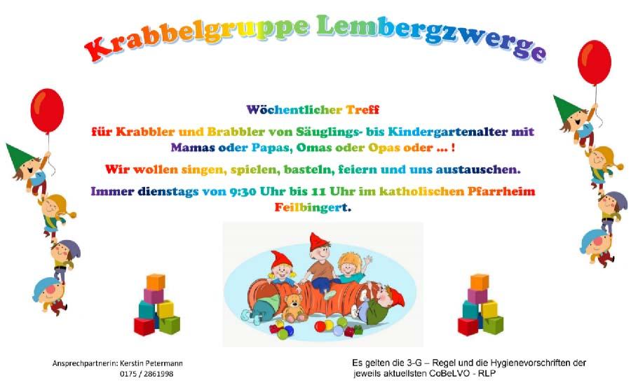 """Krabbelgruppe """"Lembergzwerge"""""""
